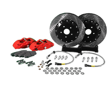 Big Brake Kits 4P-Front