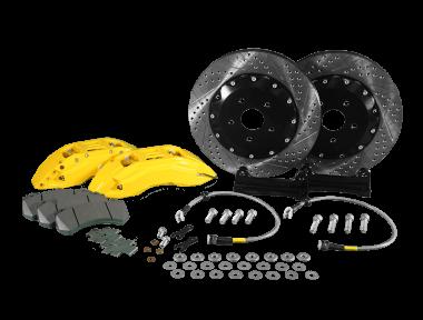 Big Brake Kits 8P-Front