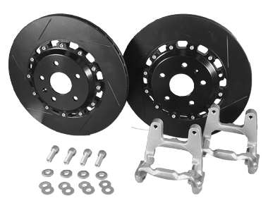 Rear Rotor Conversion Kit