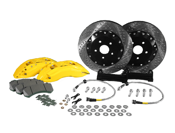 Big Brake Kits 8P-3805
