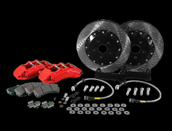 Big Brake Kits 6P-4606