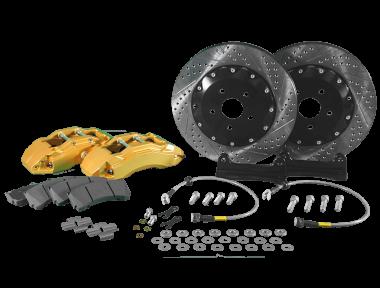 Big Brake Kits 8P-1801