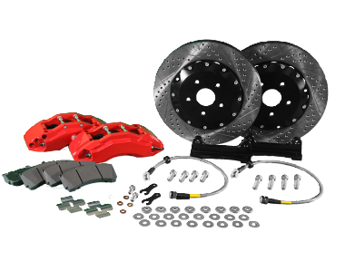 Big Brake Kits 6P-3607