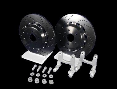 C clips (NON ventilated rotors)